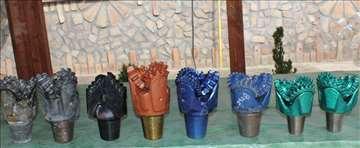Alati i rolke za bušenje bunara