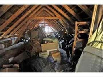 Čišćenje podruma, garaža, tavana