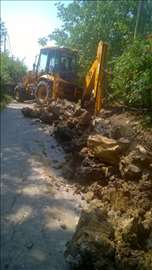 Iskop, rušenje i zemljani radovi