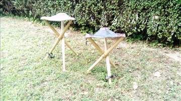 Lovačka stolica tronožac