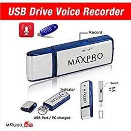 Prisluškivač USB snimač razgovora 4GB