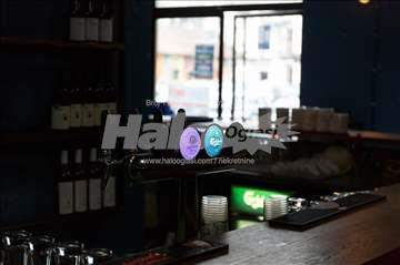 Razradjen kafe klub u centru grada