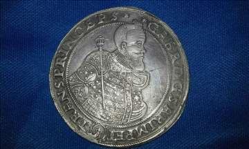 Srebrnjak Gabor Bethlen iz 1627.