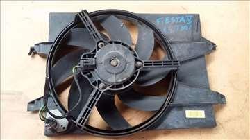 Ventilator sa difuzorom Ford Fiesta 2002-2008
