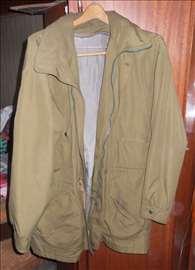 Zelena jakna - kao nova