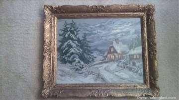 Crkva u snegu