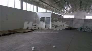 Hala-Magacin-Pozarevac / Warehouse store for rent