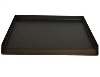 Metalna ploča za roštilj 80 x 40 cm