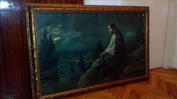 "Slika ,,Isus na Maslinskoj gori"""