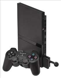 Sony Playstation 2 SLIM (čipovan) + Eye Toy kamera
