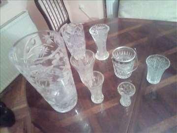 Kristalne vaze
