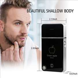 "Portabl brijač USB - ""Apple"" dizajn kao Iphone"
