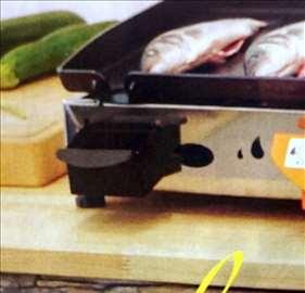 Posuda za odlivanje ulja sa roštilj ploče