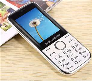 Newmind telefon sa dve kartice NOV beli