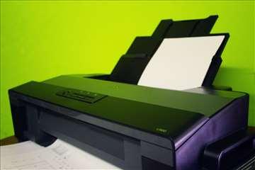 Profesionalno printanje tehničke dokumentacije