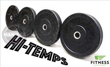 Hi-Temp Crumb Bumper Plate