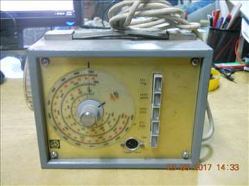 industrijski tahometar-stroboskop