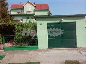 Prodaje se porodična kuća i poslovni objekat