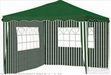 Tenda/paviljon sa stranicama 3x3x2,4m