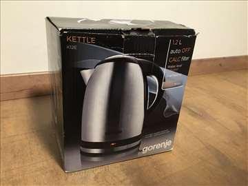 Gorenje 1.2l, nov aparat za kuvanje vode, 2500din