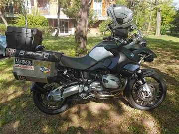 Motor BMW GS 1200