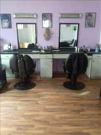 Oprema za frizerski salon-hitno!