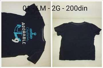 01 Majica za dečaka