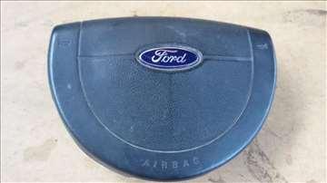 Airbag vozacev Ford Fiesta 2002-2008