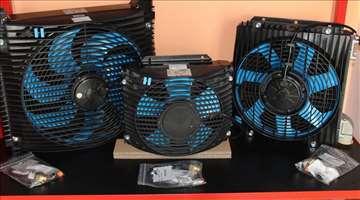 hladnjaci za ulje ventilator