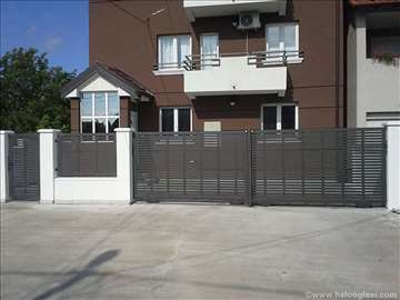 Rešetke, kapije, ograde, stepeništa, nadstrešnice