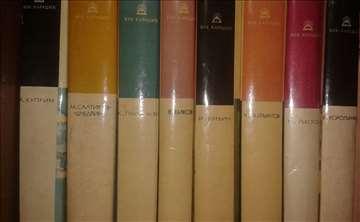 Ruski pisci - komplet 8 knjiga