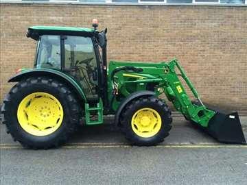 Traktor John Deere 50e90eM