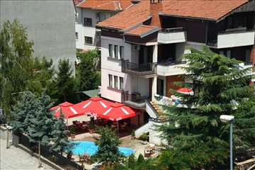 Makedonija, Ohrid, Apartmani Ristak