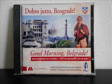 Dobro jutro, Beograde - CD izdanje