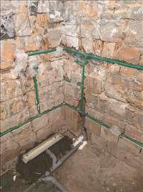 Vodoinstalaterske usluge dolazak besplatan 0-24