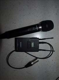 Bežični mikrofon Sony UTX-H2 62 sa URX-P2 tunerom