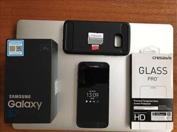 Samsung Galaxy S7 32GB + 64GB Samsung Micro SD +**