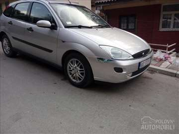 Ford Focus TDCI GHIA TOP
