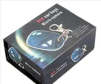 Mikrokamera privezak za ključeve