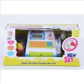 Registar kasa igračka za decu