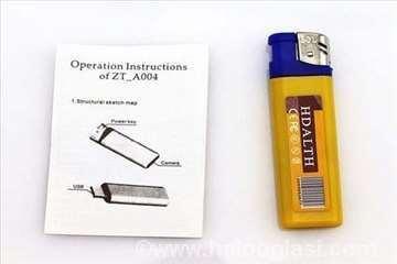 Špijunska oprema-upaljač ZT A004