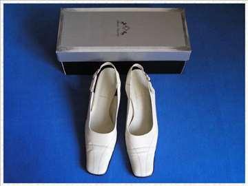 """Svadbene cipele """"ELEGANT"""", br. 38, jednom obuvene!"""