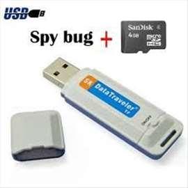 USB sa kamerom i prisluškivačem