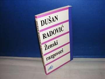 Ženski razgovori Dušan Radović