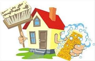 Čišćenje stambenog i poslovnog prostora