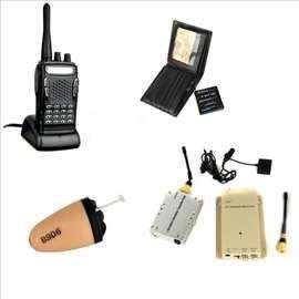 GSM prisluškivači