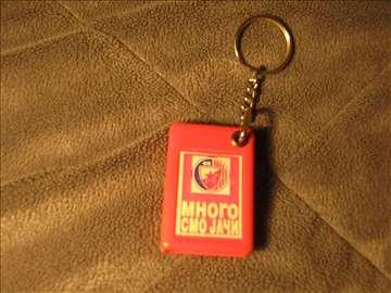 "Privezak za ključeve ,,Crvena zvezda"""