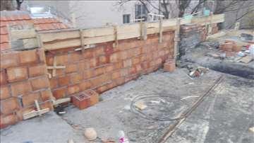 Betoniranje i rušenje