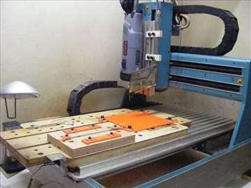 CNC ISEL 330x440x90 nemačka za graviranje 3D 2D