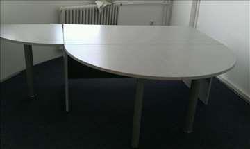 Kancelarijski stolovi (komplet)